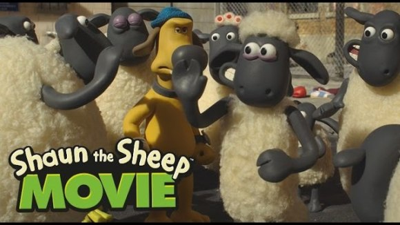 Shaun the Sheep - The Movie - Second Teaser Trailer