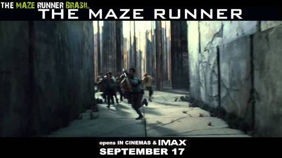 The Maze Runner - TV-Spot #7