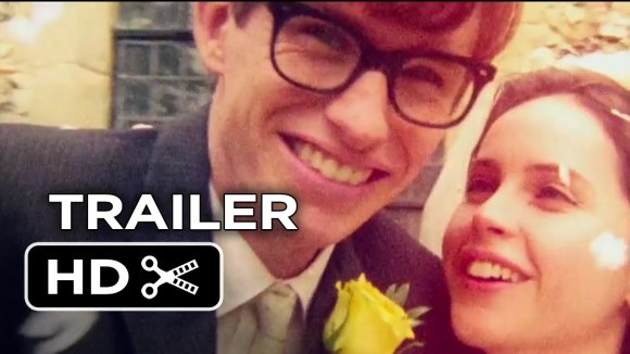 The Theory of Everything - Trailer #1