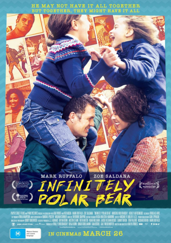 Trailer: Mark Ruffalo als depressieve vader in 'Infinitely Polar Bear'