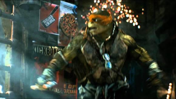 TMNT Movie - Justice