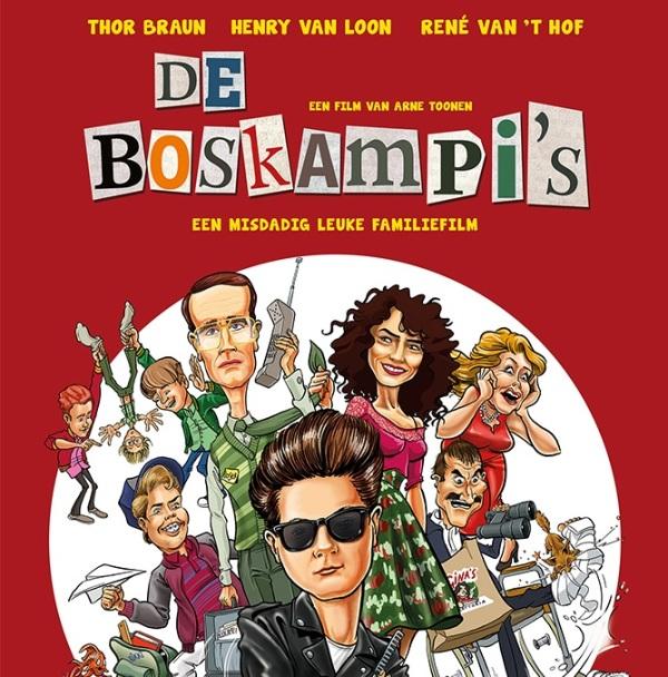 Trailer Nederlandse komedie 'De Boskampi's'