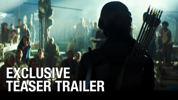 The Hunger Games: Mockingjay - Official Teaser Trailer