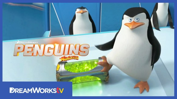 Penguins of Madagascar - North Wind Headquarters clip