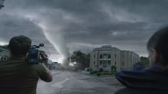 Into the Storm - 'Hey Allison, What's Happening?' Clip