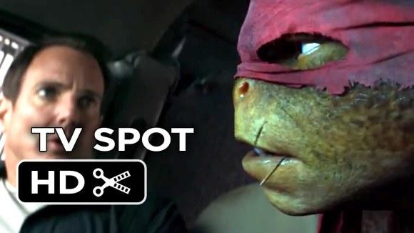 "Teenage Mutant Ninja Turtles - Official ""Justice"" Extended TV Spot #10 ("