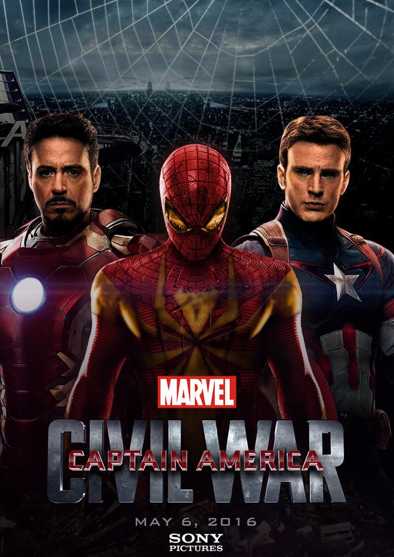 Vermakelijke video: Spider-Man doet mee in 'The Avengers'