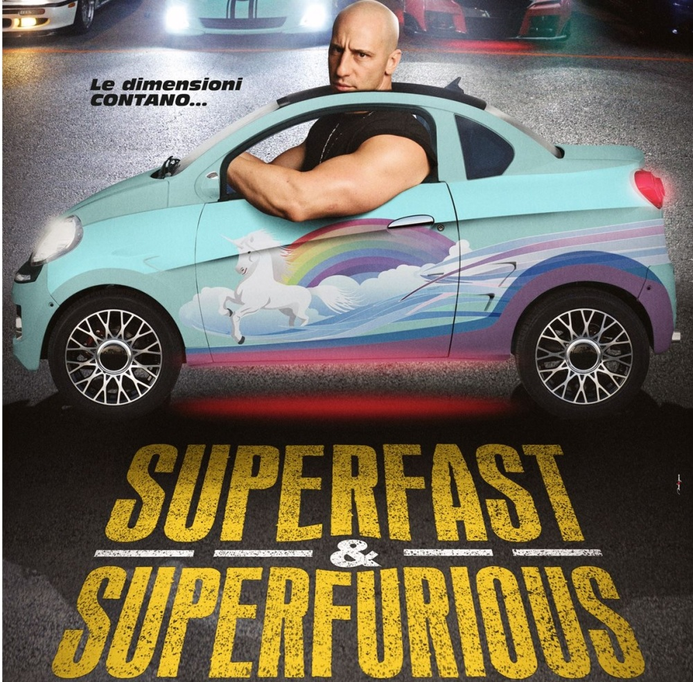 Trailer 'Fast & Furious'-spoof 'Superfast!'