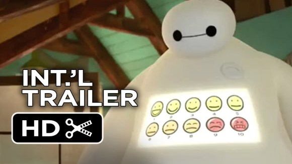 Big Hero 6 - Japanse trailer #1