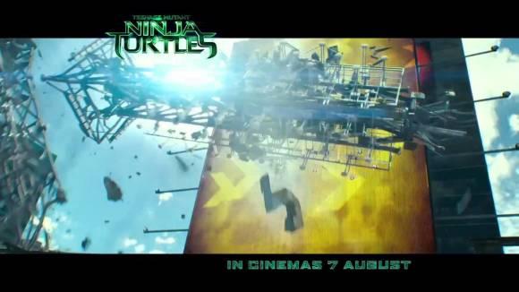 Teenage Mutant Ninja Turtles - TV-Spot #4