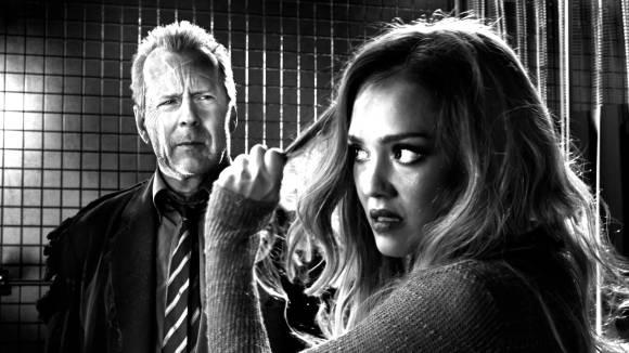 Sin City: A Dame to Kill For - Jessica Alba clip