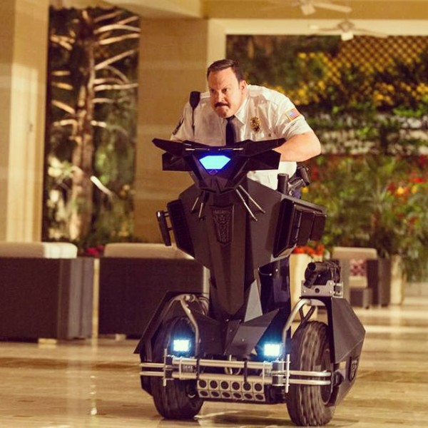 Trailer 'Paul Blart: Mall Cop 2'
