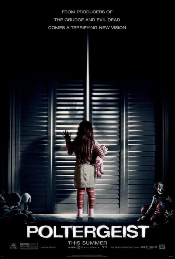 Teaser trailer & poster 'Poltergeist'