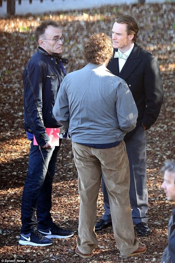 Eerste indruk Michael Fassbender als Steve Jobs