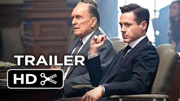 The Judge Official Trailer #1