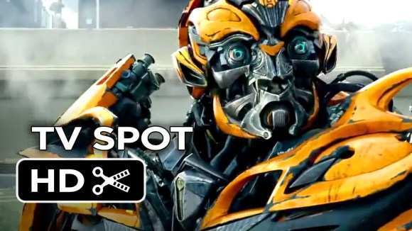 TRANSFORMERS: AGE OF EXTINCTION - Official TV Spot #11