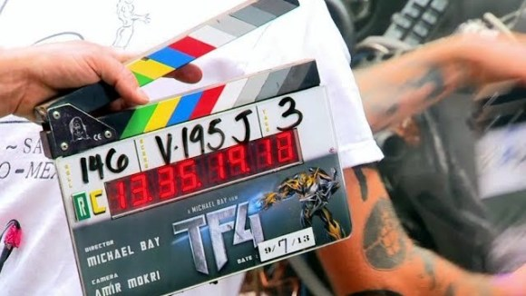 Transformers Age of Extinction - Official B-Roll