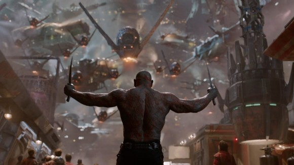 Guardians of the Galaxy Trailer 2 UK