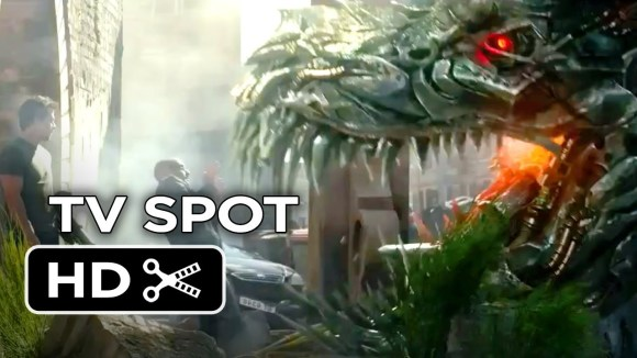 "Transformers Age of Extinction - Official ""Dinobots"" TV-Spot #14"