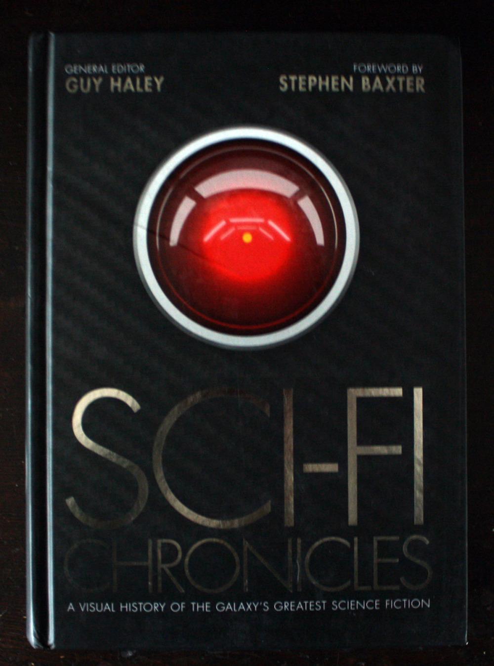 Fraai boek - Sci-Fi Chronicles