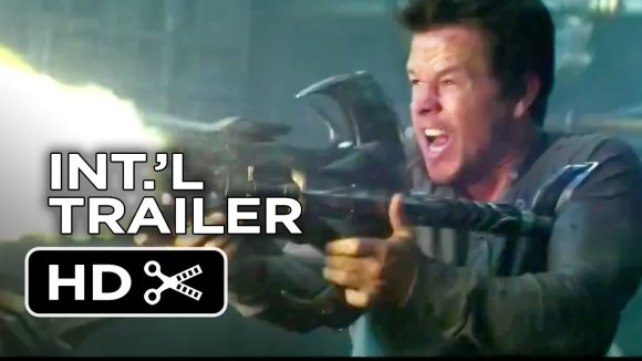 Transformers Age of Extinction - Chinese trailer