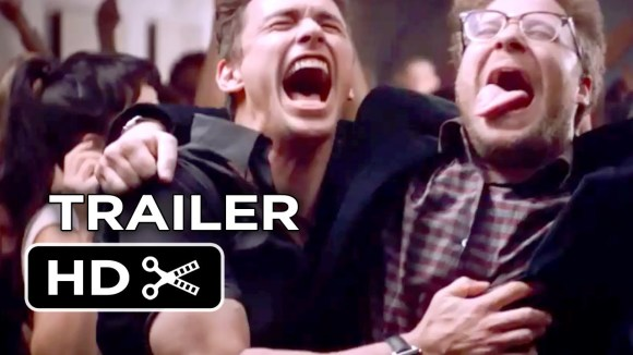 The Interview Official Trailer