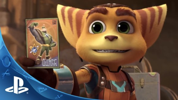 Ratchet & Clank Film Trailer