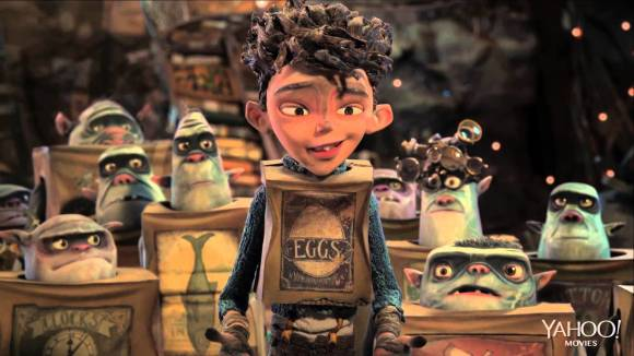 The Boxtrolls - Official Theatrical Trailer