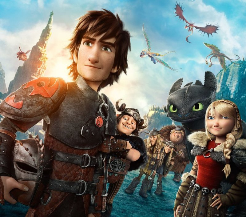 How to Train Your Dragon 2 wint Annie Awards