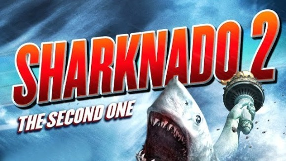 Sharknado 2: The Second One - Official Teaser Trailer