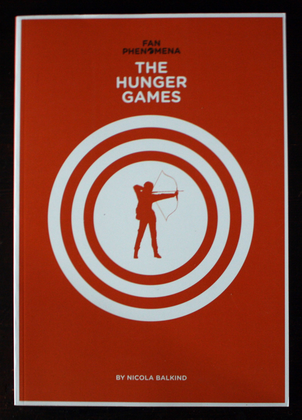 Fraai boek - Fan Phenomena: The Hunger Games