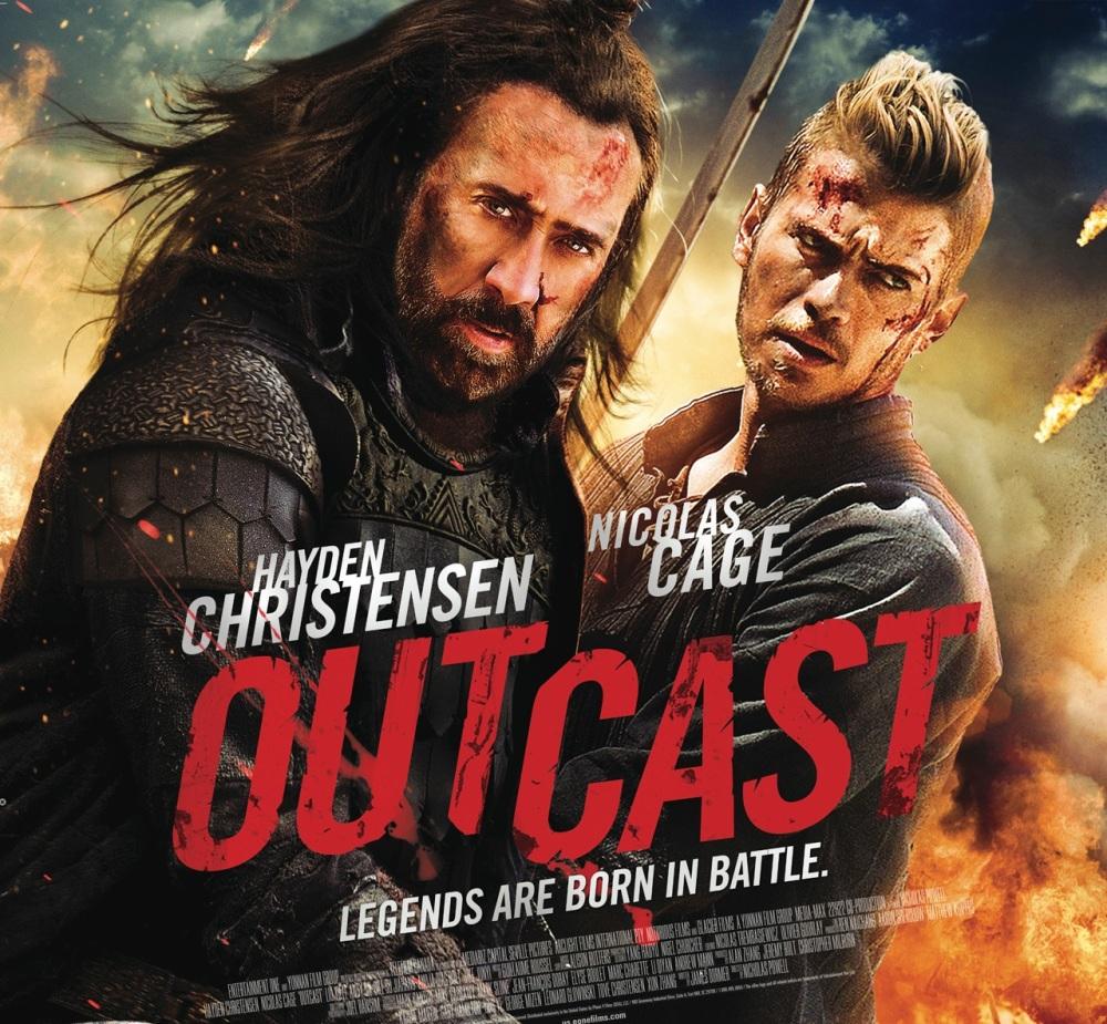 Nieuwe trailer 'Outcast'