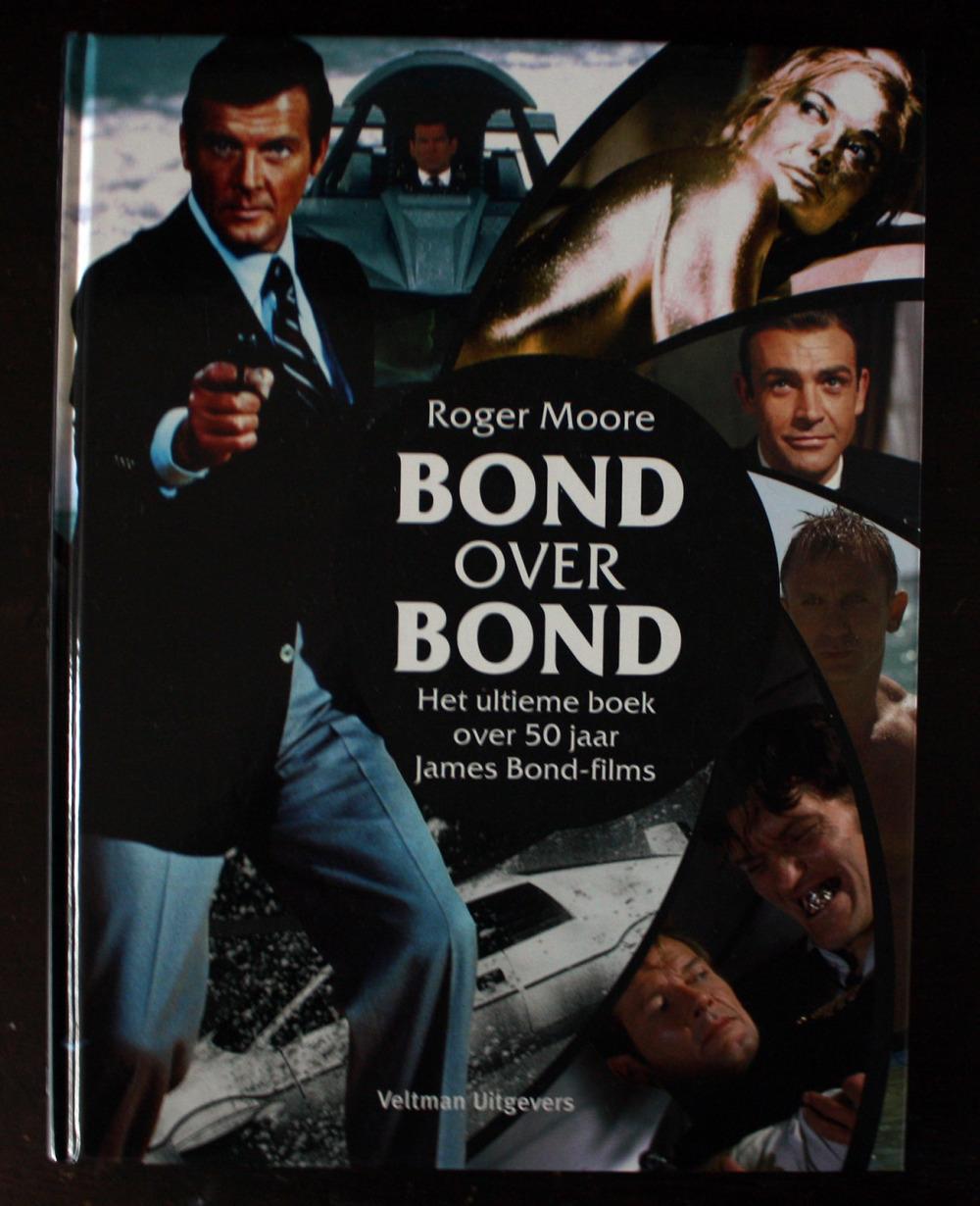 Fraai boek - Bond over Bond