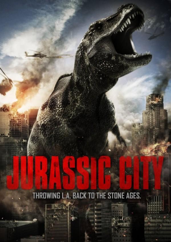 Trailer 'Jurassic City': vergeet 'Jurassic World' maar!