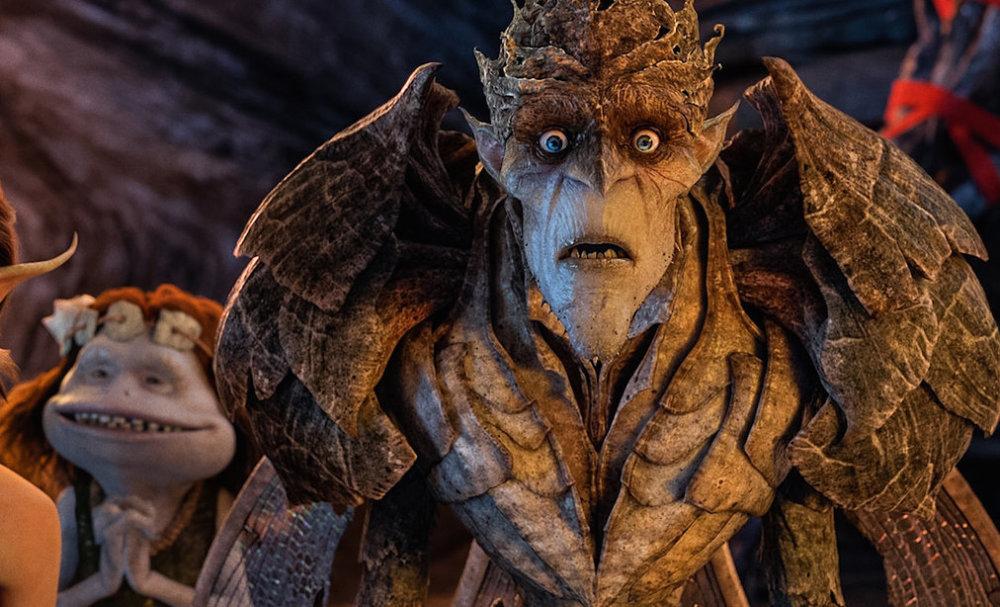 Bekijk de cast en personages uit 'Strange Magic'