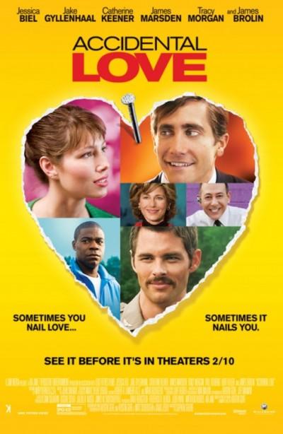 Jessica Biel en Jake Gyllenhaal in trailer David O. Russells 'Accidental Love'