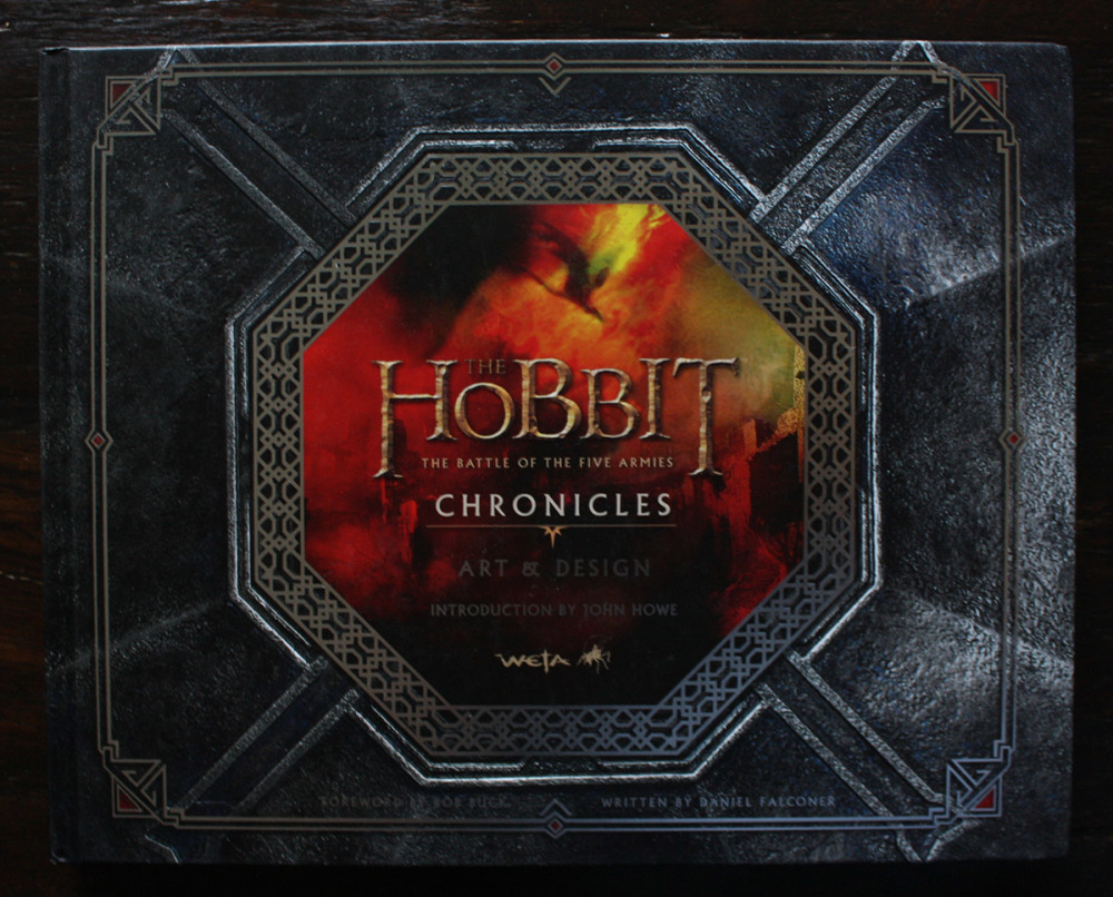 Fraai boek - The Hobbit: The Battle of the Five Armies, Chronicles: Art & Design