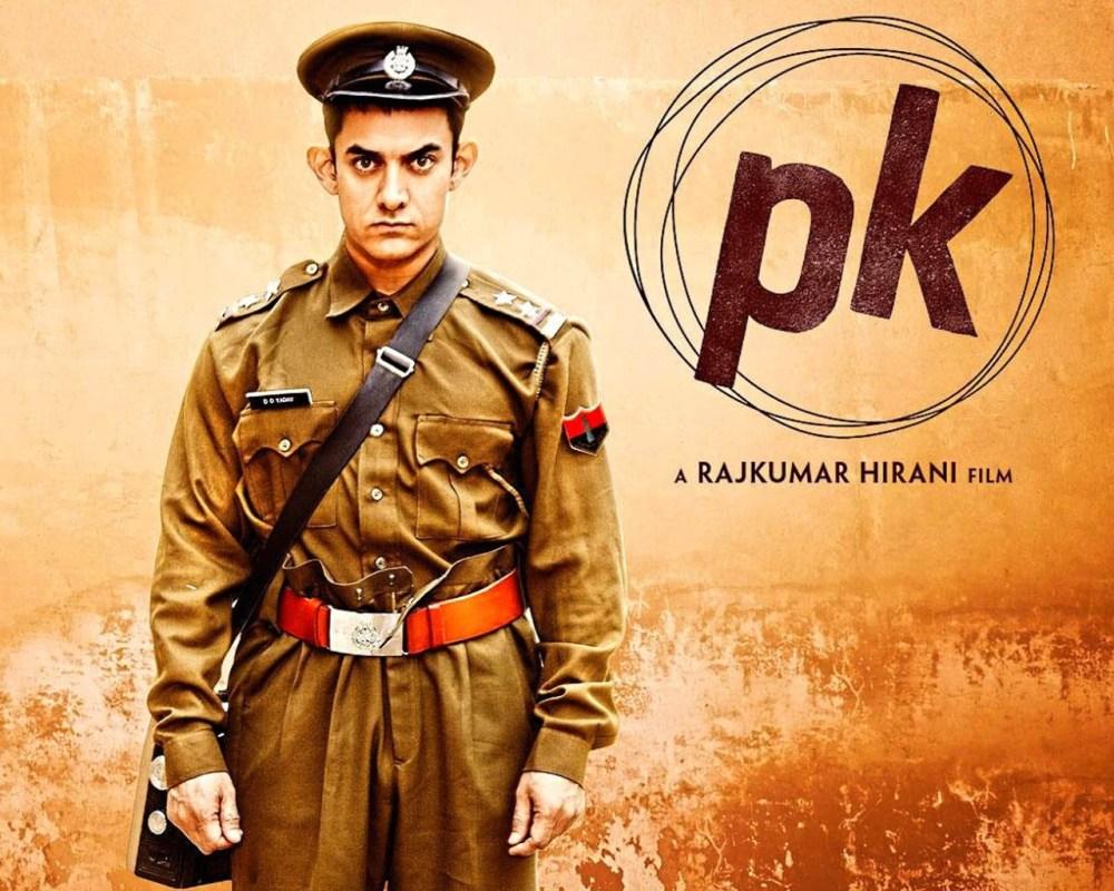 P.K. breekt records in India
