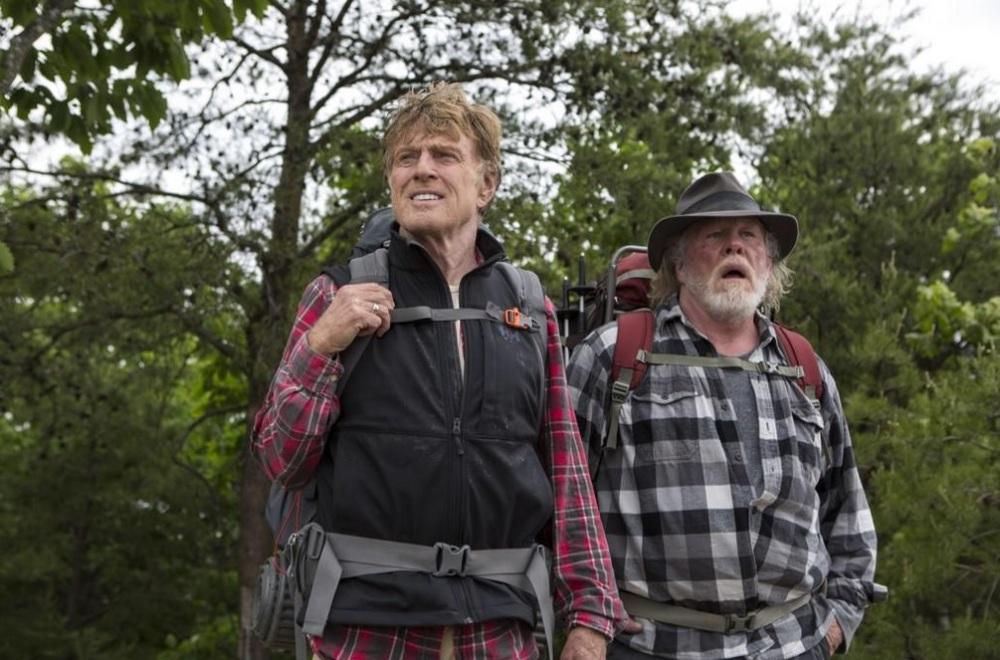 Eerste foto 'A Walk in the Woods' met Robert Redford