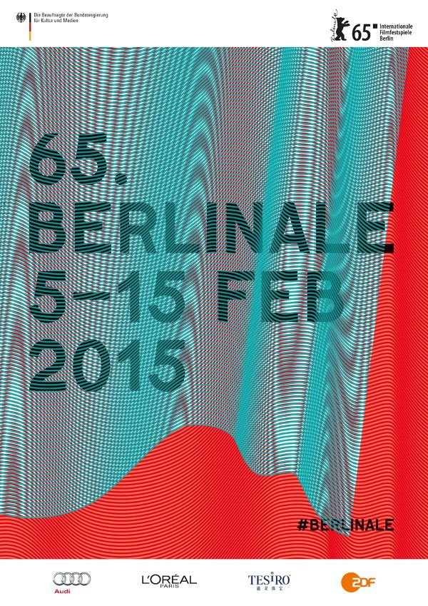 Poster Berlinale 2015 onthuld
