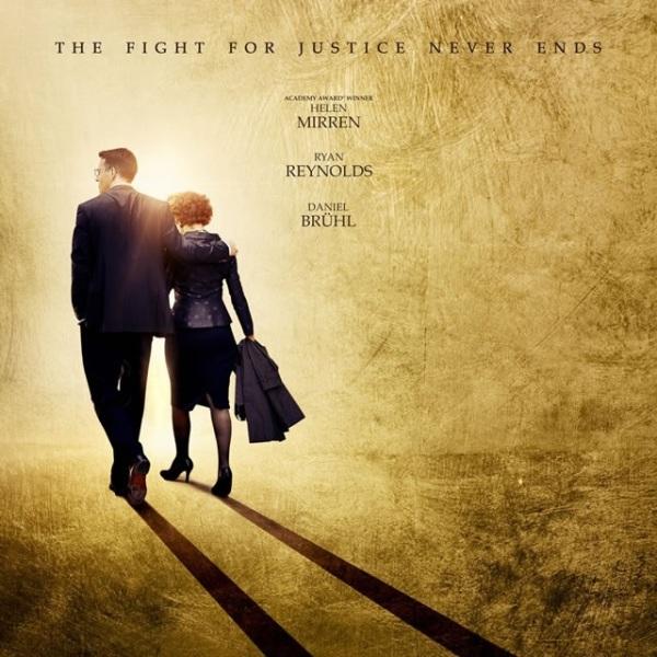 Trailer 'Woman in Gold' met Helen Mirren en Ryan Reynolds