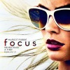 Will Smith en Margot Robbie in 'Focus' op één