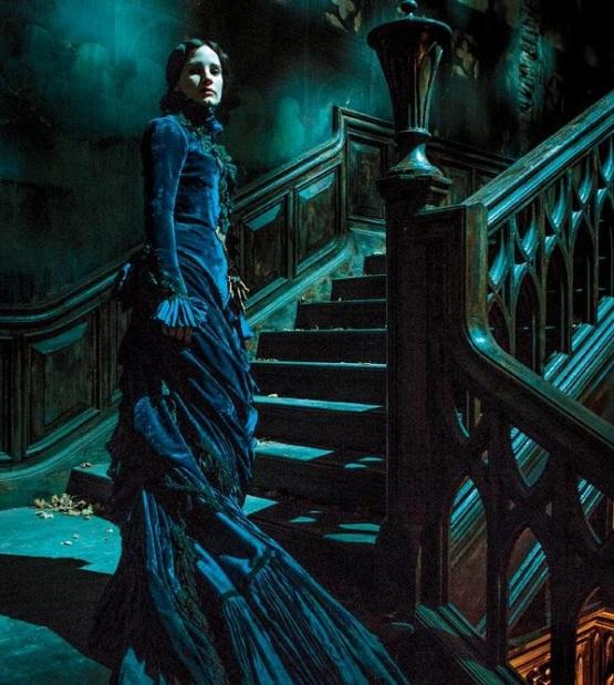 Eerste blik op Guillermo del Toro's 'Crimson Peak'