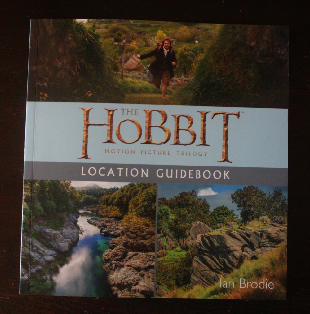Fraai boek - The Hobbit Motion Picture Trilogy: Location Guidebook