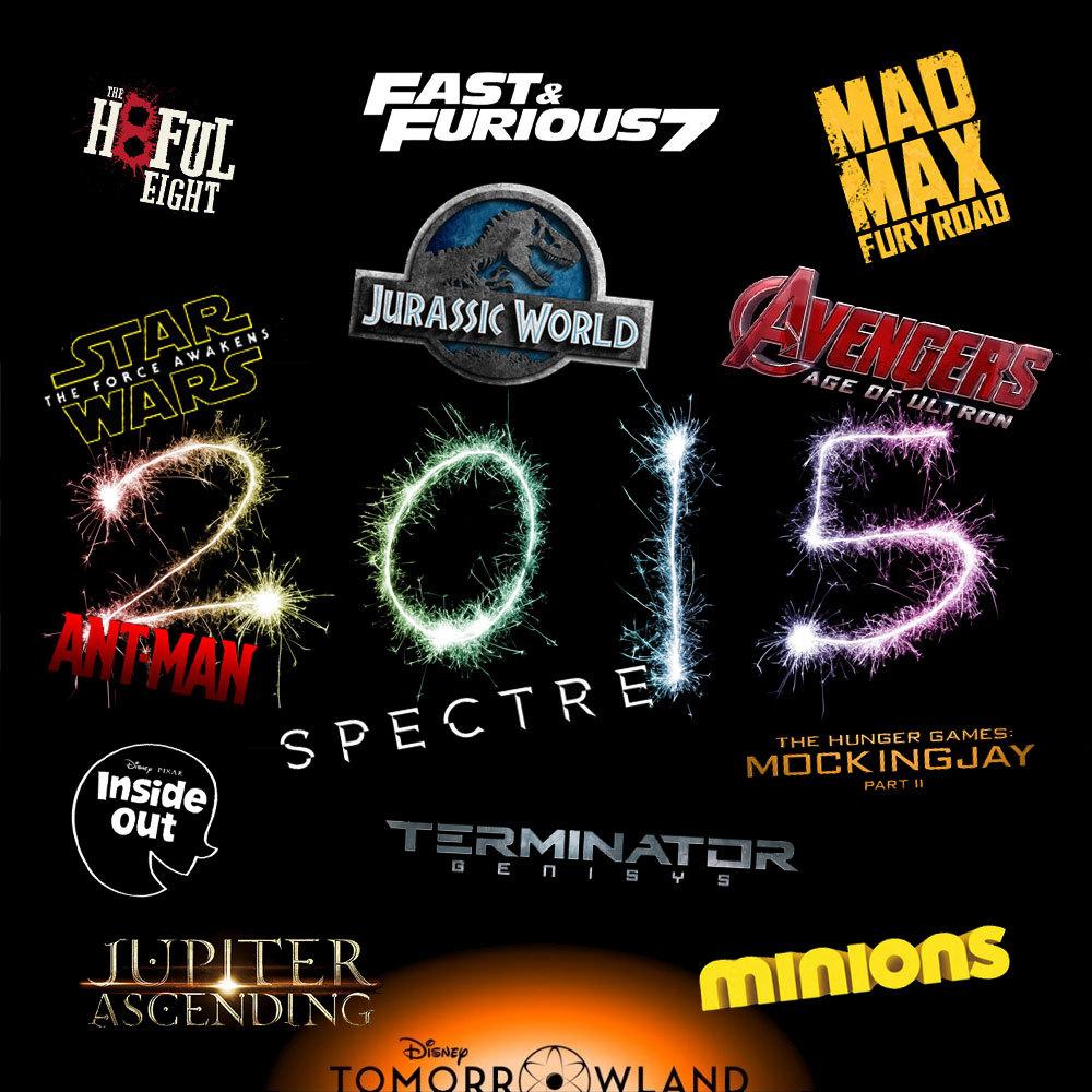 POLL: Naar welke grote film in 2015 kijk jij het MEEST en MINST uit?