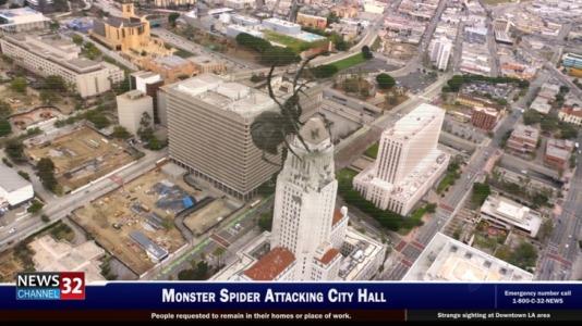 Mega Spider
