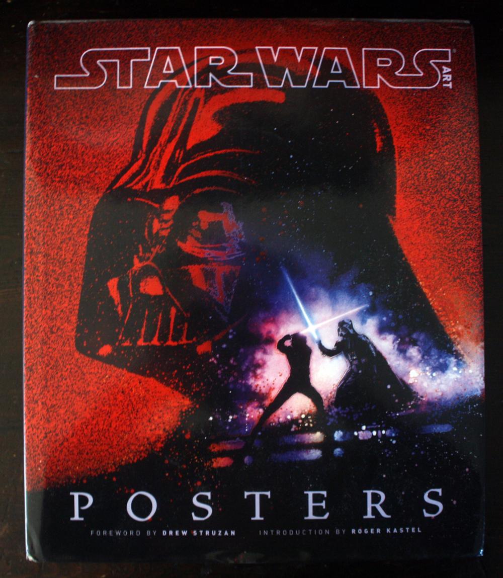 Fraai boek - Star Wars Art: Posters