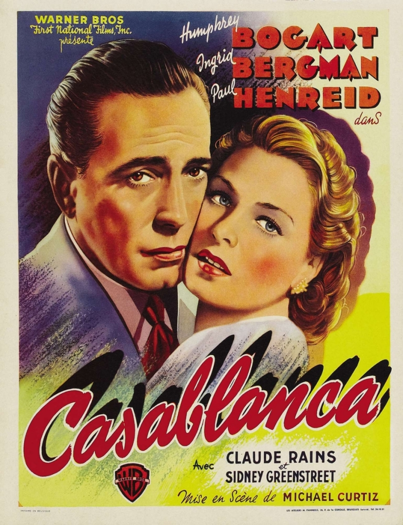 Flashback Friday: Casablanca