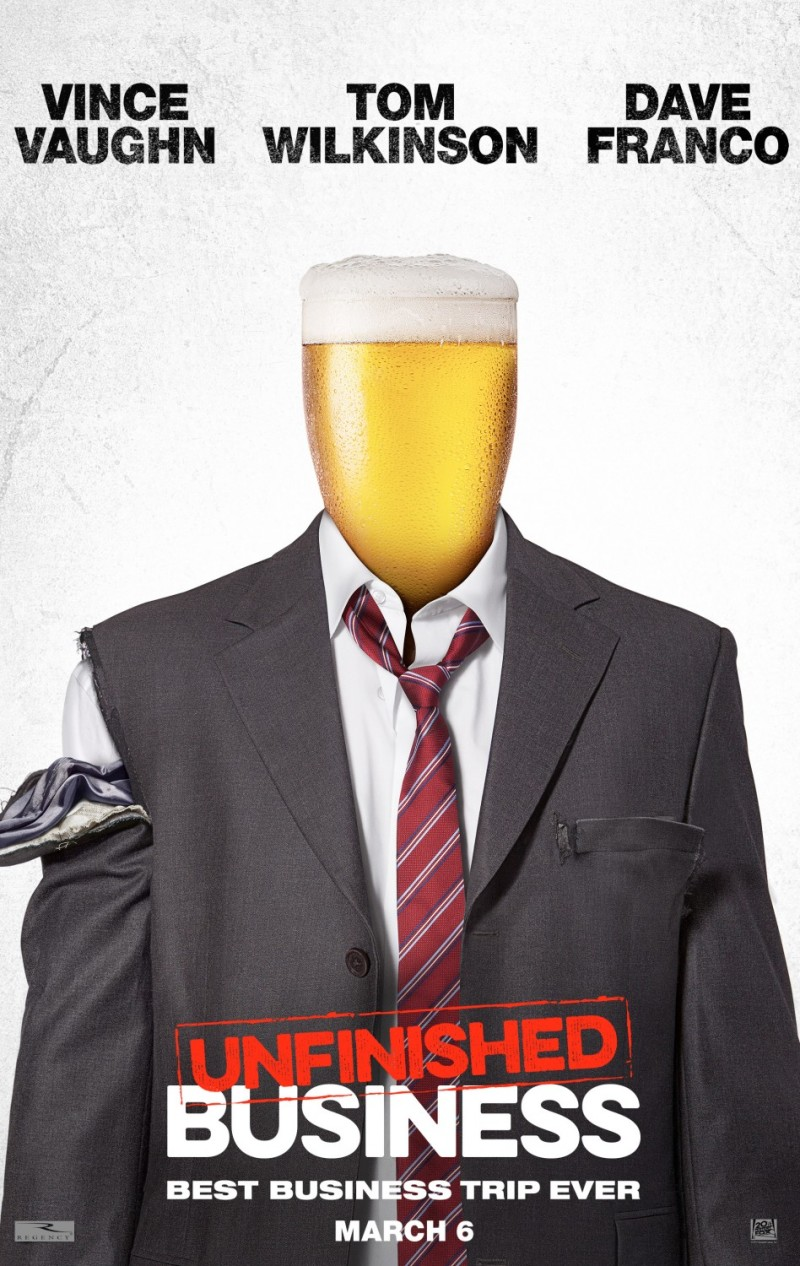 Eerste trailers 'Unfinished Business'