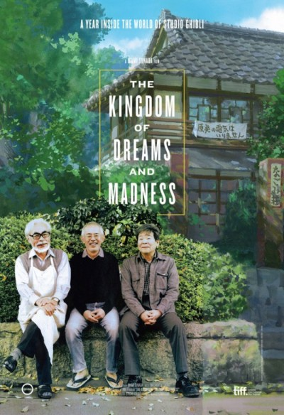Trailer Studio Ghibli documentaire 'The Kingdom of Dreams and Madness'